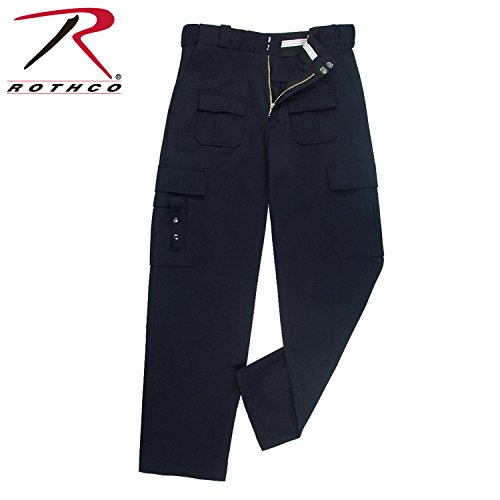 Midnight Blue Emt Pants - 4