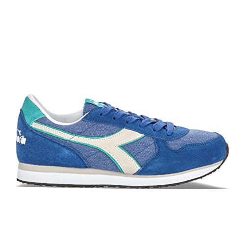 Sneaker 60026 Adulte Diadora Basses C Mixte Ii Bleu Limonges run K ng41U