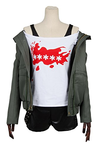 NoveltyBoy Persona 5 Futaba Sakura Jacket Top Shirt Coat Suit Halloween Cosplay Costume