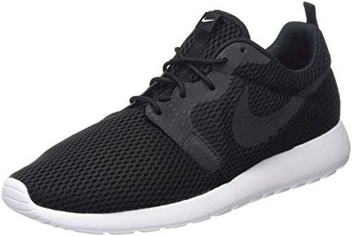 Nike Herren Roshe One Hyperfuse Br Laufschuhe Schwarz (Black/Black/White)