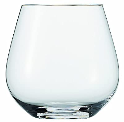 Schott Zwiesel Tritan Crystal Glass Forte Collection Universal Tumbler