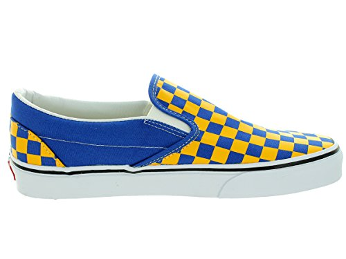 Amazon.com | Vans Unisex Classic Slip-On (Gldn Cst) OlmpBl/OldGd/Ck Skate  Shoe 8.5 Men US / 10 Women US | Shoes