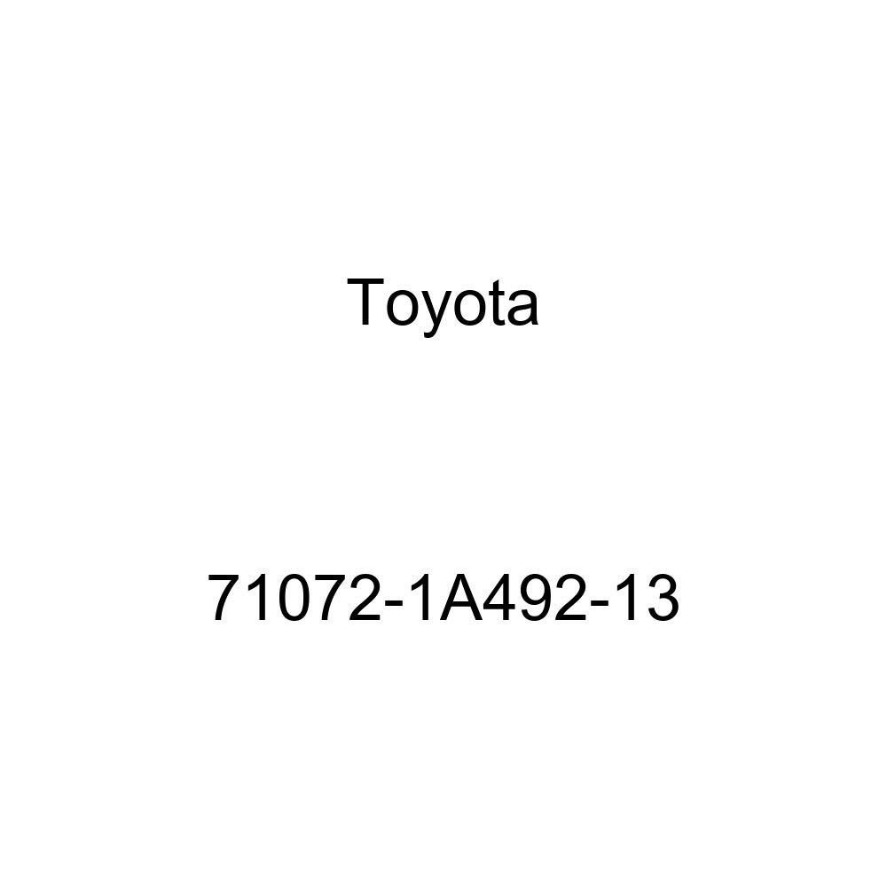 TOYOTA Genuine 71072-1A492-13 Seat Cushion Cover