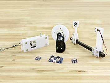 SeeedStudio - Grove Physics Kit DIY Open Source Force Pulley ...