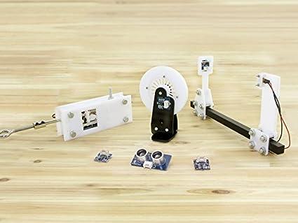 SeeedStudio Grove Physics Kit Force Pulley Rotation Sensor