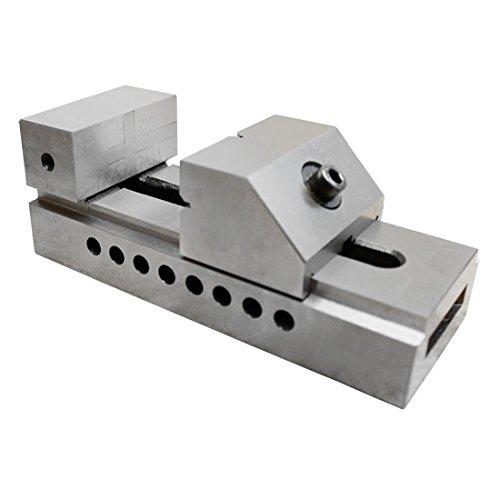 3'' Screwless Toolmaker Grinding Ground Vise .0002 Steel Tool Making Vise ()
