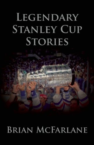 Legendary Stanley Cup Stories pdf