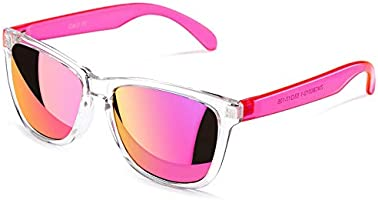 Fashion Sunglasses for Women,100% UVA/UVB Protection Mirrored Lens,Fit for Outdoor,Ski,Vacation,Driving Fishing