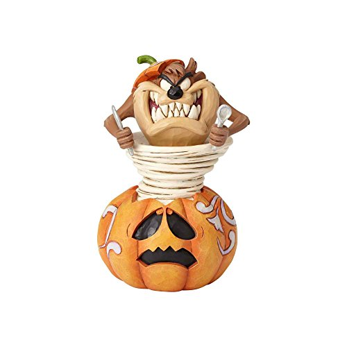 Enesco, Looney Tunes by Jim Shore Halloween Taz -