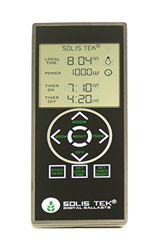 Solis Tek Touch Remote Control for STK1001LCD v1.2 by Solis Tek