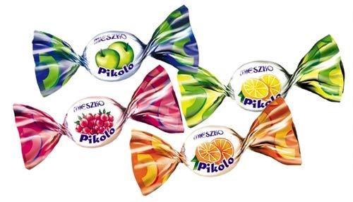 - Mieszko Pikolo Mini Fruit Hard Candies 1 LB from Poland