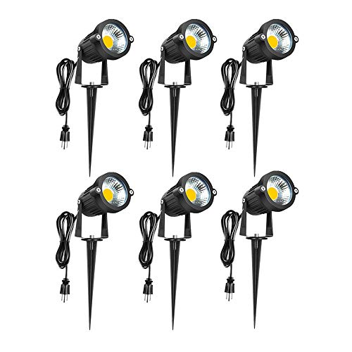 120V In Ground Landscape Lighting