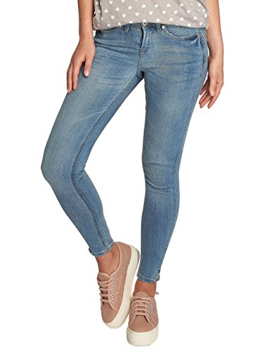 She Nova Crop Blu Slim Blend Hazen Fit Jeans Donna AqdWnw6Z