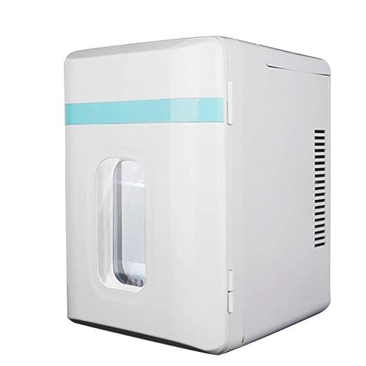 Refrigerador del Coche 12L,Gran Capacidad Mini Nevera Blanca Casa ...