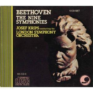 beethoven symphony 9 movements