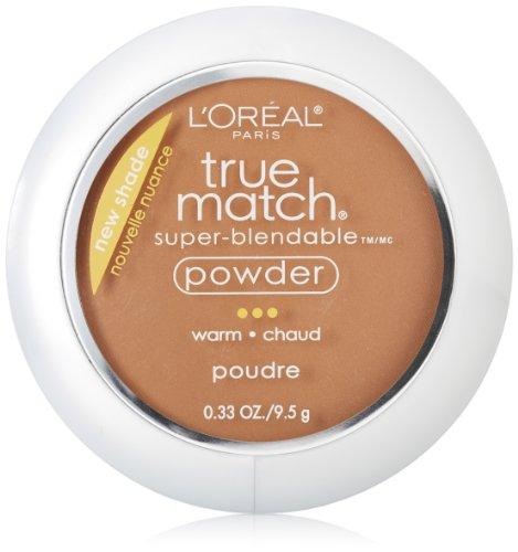 Price comparison product image L'Oreal Paris True Match Powder,  Deep Warm,  0.33 Ounces