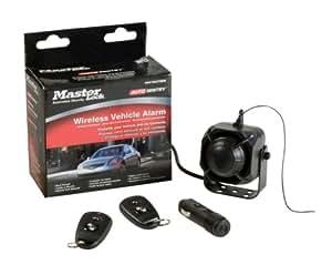 Master Lock 4841DATSEN Auto Sentry Wireless Anti-Theft Vehicle Alarm System