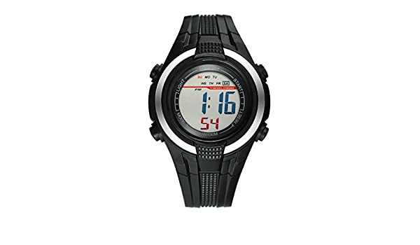 Amazon.com: Childrens watches/Girls sport waterproof digital ...