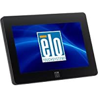 Elo Touch Solutions, Inc - Elo 0700L 7 Lcd Touchscreen Monitor - 16:9 - 25 Ms - 5-Wire Resistive - 800 X 480 - 16.7 Million Colors - 500:1 - 200 Nit - Usb - Black - Weee, Rohs - 3 Year Product Category: Computer Displays/Touchscreen Monitors