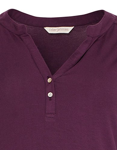 Cyberjammies Purple Lilac Haut en Coton Modal a Manches Longues - Lila 3083