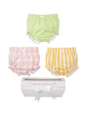 Baby Aspen Bunch O' Bloomers, Set of 3