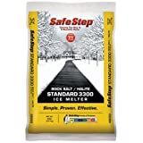 Safe Step Rock Salt/Halite Standard 3300 Ice Melter - 50 lbs.