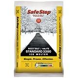 Safe Step Rock Salt/Halite Standard 3300 Ice Melter - 50 lbs.