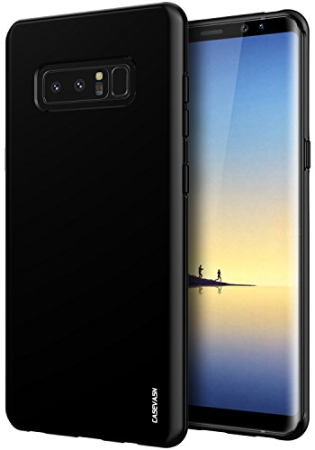 Galaxy Note 8 Case, CASEVASN [Shockproof] Anti-Scratches TPU Gel Slim Fit Soft Skin Silicone Protective Case Cover For Samsung Galaxy Note 8