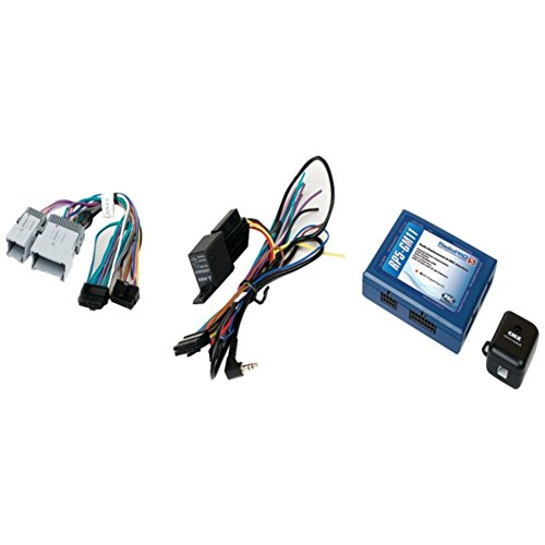 PAC RP5-GM11 RadioPro5 Interface for Select GM Class II Vehicles W/OnStar Car Accessories