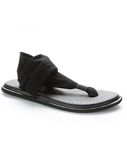 sanuk-womens-yoga-sling-2-flip-flopblack7-m-us