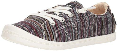 - Roxy Women's Rory Slip On Sneaker Shoe, Multi/Olive, 6.5 Medium US