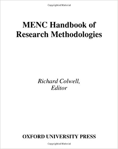 MENC Handbook of Research Methodologies