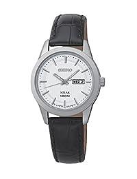 Seiko - Wristwatch, Analog Quartz, Leather 5