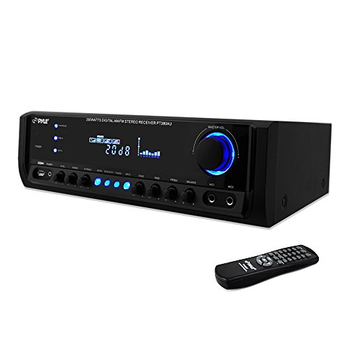 Pyle PT380AU Digital Theater Receiver