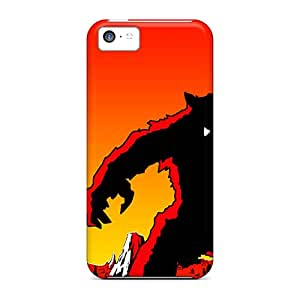 Fashion Design Hard Cases Covers/ TGt7553HWvB Protector For Iphone 5c