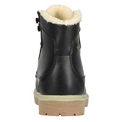 Lugz Fleece WR Regiment Gum Black Black Cream Hi boots M Cream Gum 5 Women's 5 rxtIq5Uwr