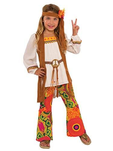 Rubies Child's Kid's Flower Costume, Medium, Multicolor for $<!--$18.08-->