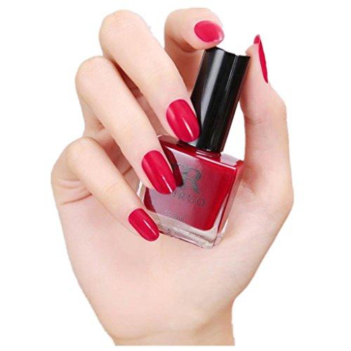 Amazon.com: Fast Dry Top Coat Nail Polish Gel for Girls, Iuhan® Long Lasting Gel Nail Polish Salon Perfect Nail Polish Strong Durable and Environmentally ...