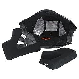 Biltwell Gringo/S Helmet Liner (Grey, X-Large)