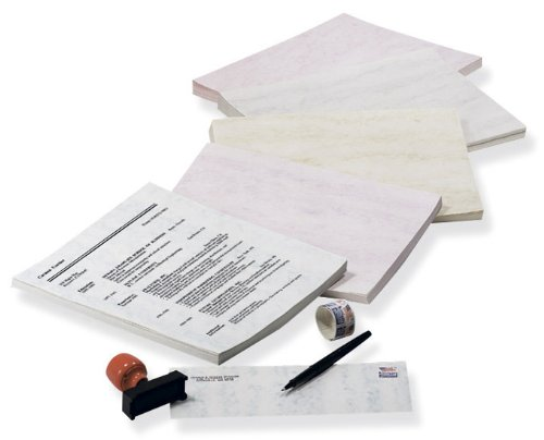 Pacon Bond Paper, 8 1/2 inches by 11 inches, Marble Assortment, 500 Sheets (101145)
