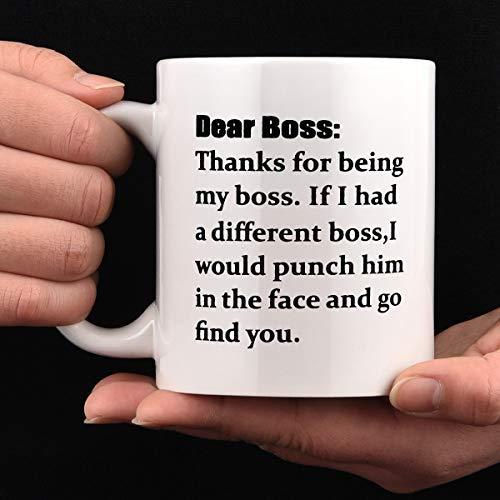 Buy boss presents