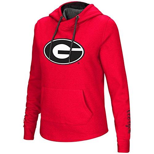 Georgia Bulldogs Embroidered Sweatshirt - 7