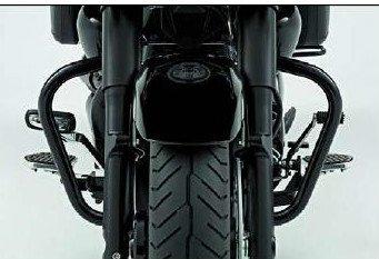 Suzuki Engine Guards - Suzuki Boulevard C90/C90t B.o.s.s Engine Guard Set- Black