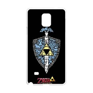 SANLSI The Legend of Zelda Cell Phone Case for Samsung Galaxy Note4