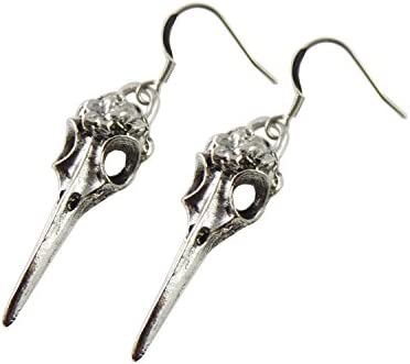 JJG Vintage Antiqued Stainless Earrings product image