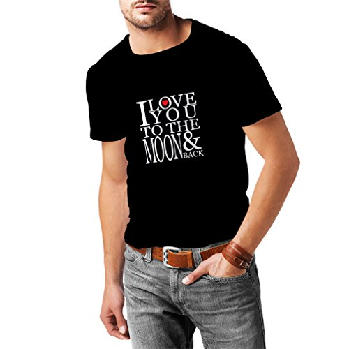 T shirts for men I Love you to