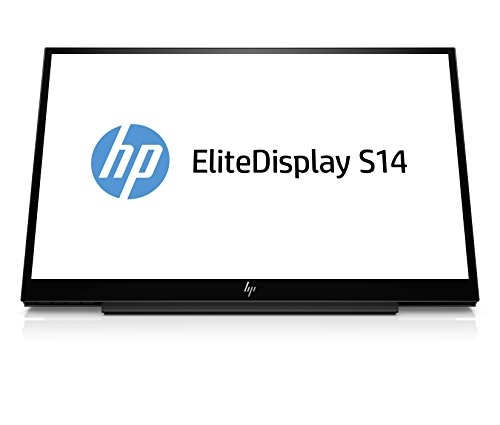 HP Business S14 14' LED LCD Monitor - 16:9-5 ms GTG