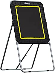 Champion Sports Deluxe Lacrosse Rebound Targets: Ball Return Bounce Back Net Set for Professional, College and