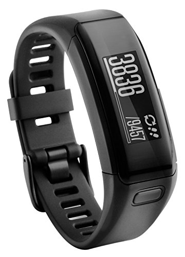 Garmin 010 01955 7C vivosmart Black Medium