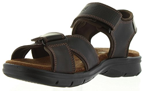 Sandalen für Herren PANAMA JACK SANDERS BASICS C1 NAPA GRASS MARRON